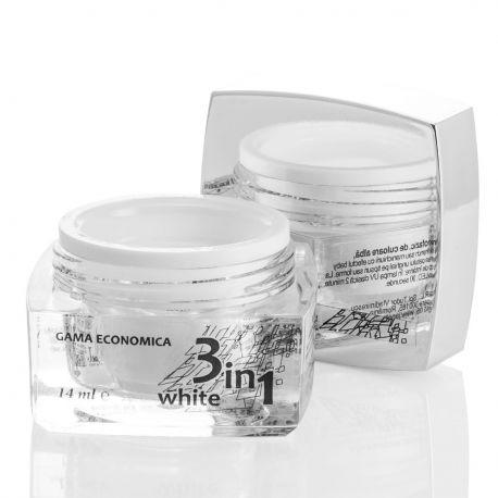 Gel UV 3in1 White 14ml