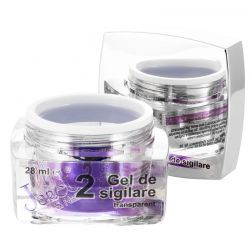 2 Gel de sigilare, transparent, 28 ml, art. nr.: 20283