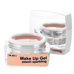 Peach Sparkling, Make Up Gel, 14 ml, art. nr. 20234