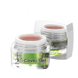 2 Cover Gel Light, 5 ml, art. nr.: 20292