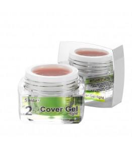 2 Cover Gel Light, 5 ml, art. nr.: 20292