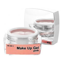 Make Up Gel Pink, 14 ml