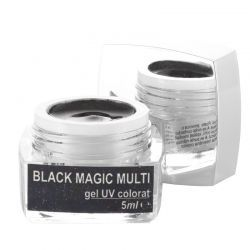 Gel colorat Black Magic Multi, 5 ml, art. nr.: 20070.2