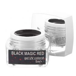 Gel colorat Black Magic...