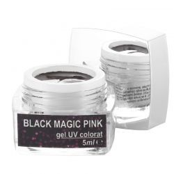 Gel colorat Black Magic Pink, 5 ml, art. nr.: 20070.4
