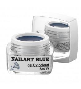 Nailart color gel, Blue, 5 ml, art. nr.: 20067.8