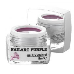 Nailart color gel, Purple, 5 ml, art. nr.: 20067