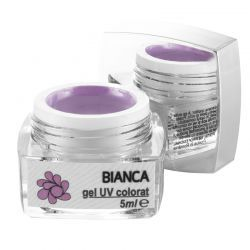 Gel UV Colorat Bianca