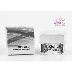 Gel extra white, 5 ml, art. nr.: 20029