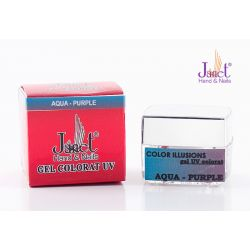 Color Illusions - Aqua Purple - 5 ml, art. nr.: 20086