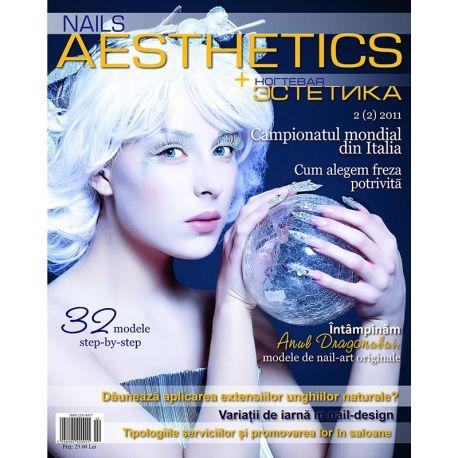 Revista Nails Aesthetics, Nr. 2 / decembrie 2011