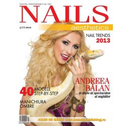 Revista Nails Aesthetics Nr. 7 / decembrie 2012