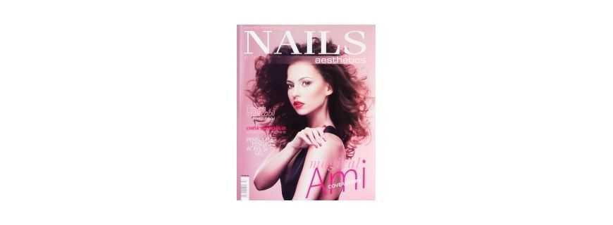 Revista Nails Aesthetics - Totul despre Unghii