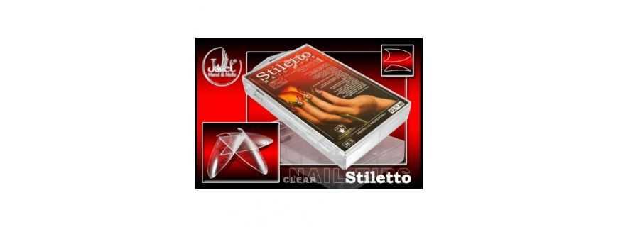 Tipsuri Stiletto de la Janet Nails
