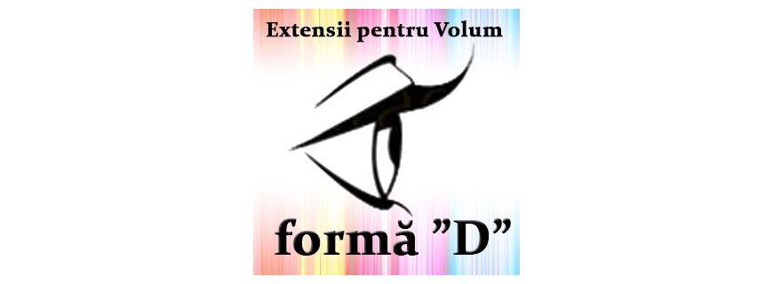Extensii  de Gene, Forma D - Magazin Online